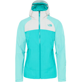 The North Face Stratos Jas Dames turquoise